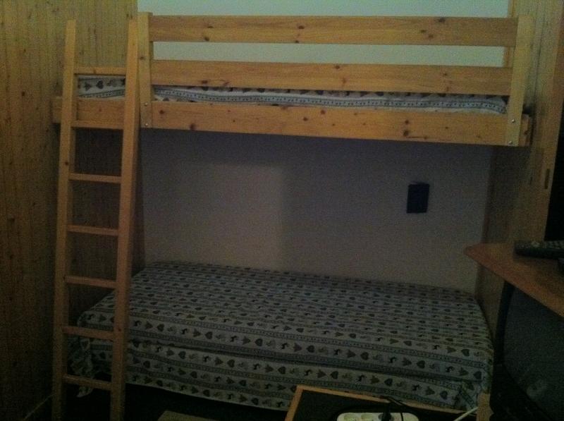 Cabina de literas Alquiler Apartamento 28016 Les Arcs