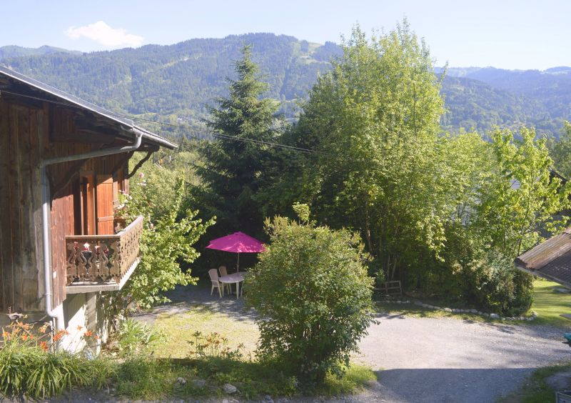 Vistas exteriores del alojamiento Alquiler Apartamento 28936 Samoëns