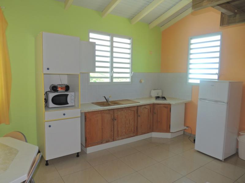 Comedor Alquiler Casa rural 29739 Bouillante