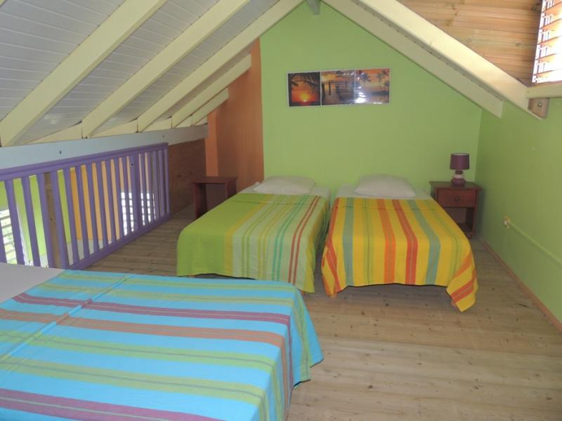 Mezzanine Alquiler Casa rural 29739 Bouillante