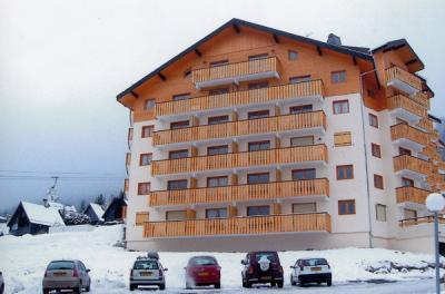 Vistas exteriores del alojamiento Alquiler Apartamento 3080 Thollon Les M�mises