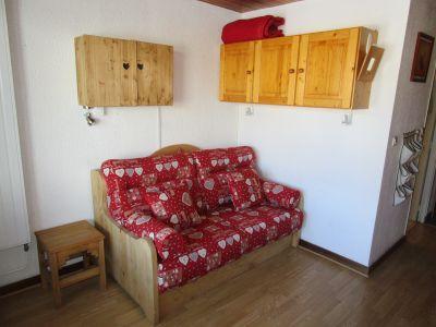 Sala de estar Alquiler Estudio 3084 Tignes