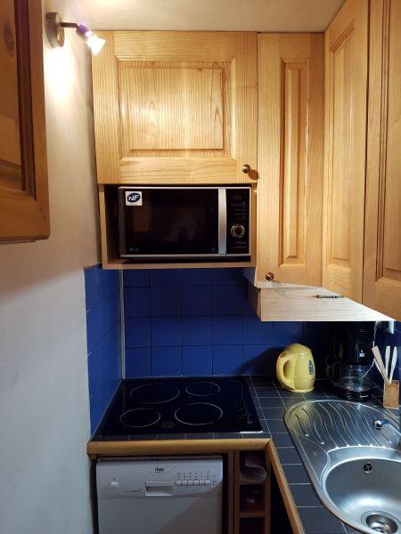 Cocina independiente Alquiler Apartamento 3085 Tignes