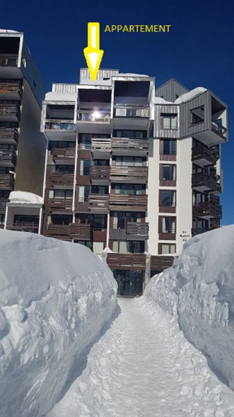 Alquiler Apartamento 3085 Tignes