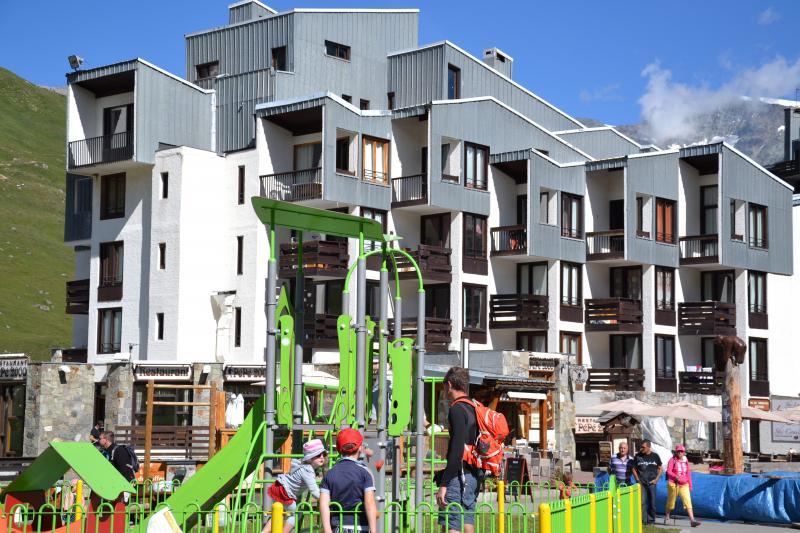 Vistas exteriores del alojamiento Alquiler Estudio 3137 Tignes