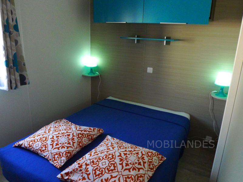 dormitorio 1 Alquiler Mobil home 31432 Biscarrosse