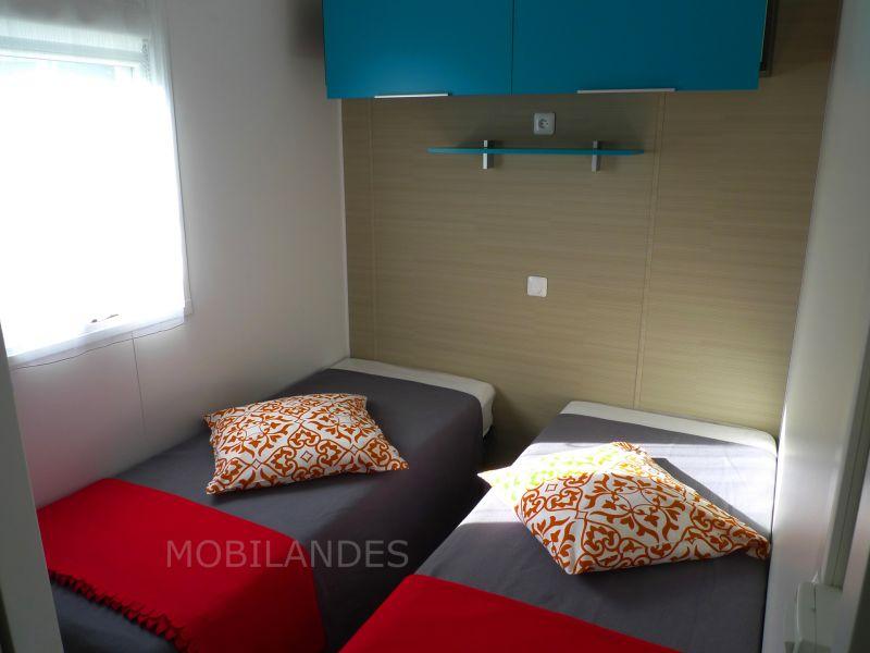 dormitorio 2 Alquiler Mobil home 31432 Biscarrosse