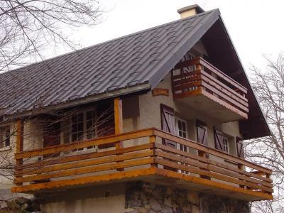 Vistas exteriores del alojamiento Alquiler Apartamento 31593 Gourette