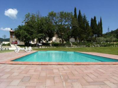 Piscina Alquiler Apartamento 32822 Greve in Chianti