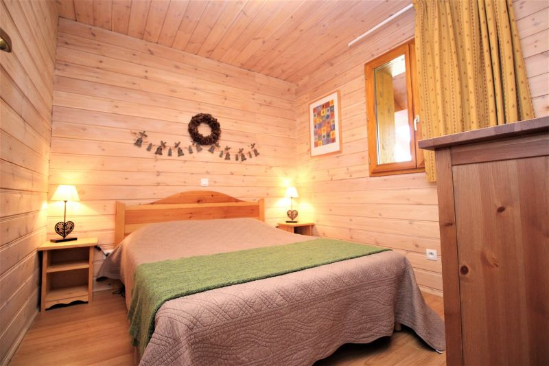 dormitorio 1 Alquiler Chalet 3290 Valfréjus