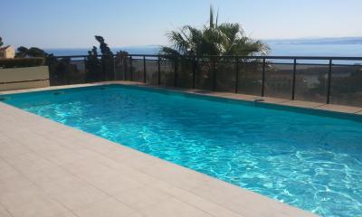 Piscina Alquiler Apartamento 32914 Niza