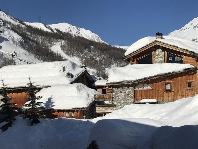 Vistas de las proximidades Alquiler Apartamento 3354 Val d'Isère