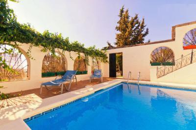 Piscina Alquiler Apartamento 34855 V�lez M�laga
