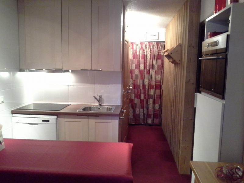 Kitchenette Alquiler Apartamento 3527 Val Thorens