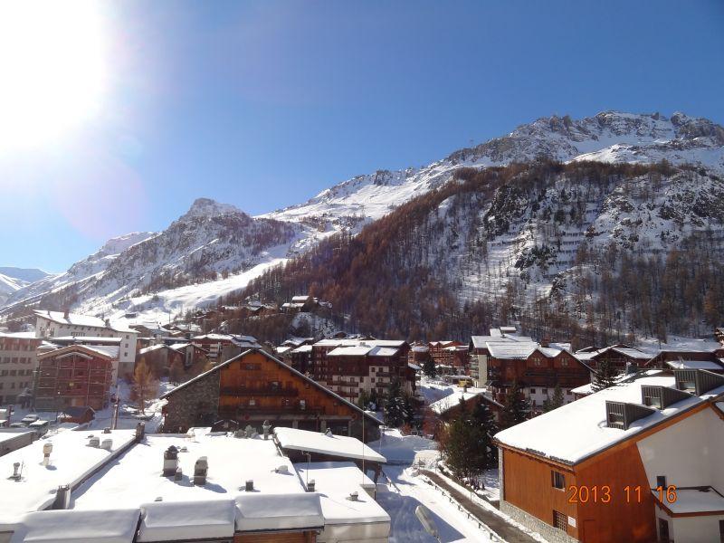 Vistas desde el alojamiento Alquiler Apartamento 36468 Val d'Isère
