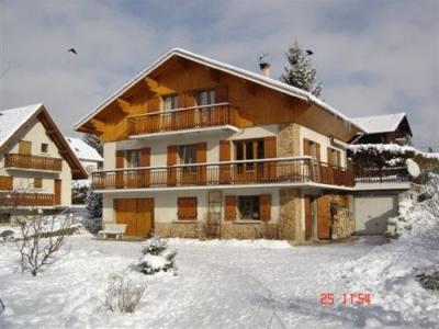 Vistas exteriores del alojamiento Alquiler Apartamento 3691 Villard de Lans - Corren�on en Vercors