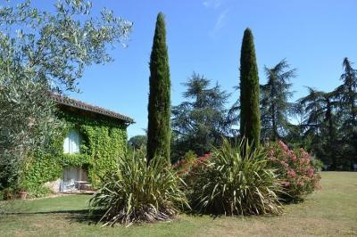 Vistas exteriores del alojamiento Alquiler Casa rural 37356 Albi