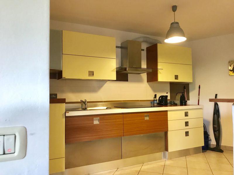 Cocina independiente Alquiler Apartamento 38385 Carezza