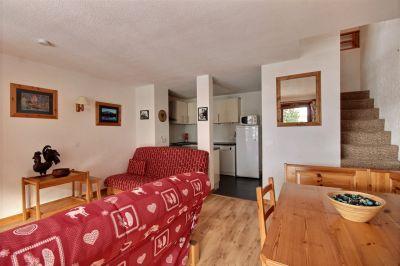 Sala de estar Alquiler Apartamento 38397 Saint Jean d'Aulps- La Grande Terche