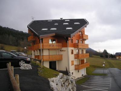 Vistas exteriores del alojamiento Alquiler Apartamento 38563 Thollon Les M�mises