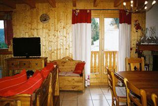 Sala de estar Alquiler Chalet 38701 Abondance