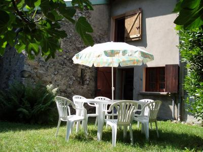 Vistas exteriores del alojamiento Alquiler Casa rural 3918 Ussat les Bains