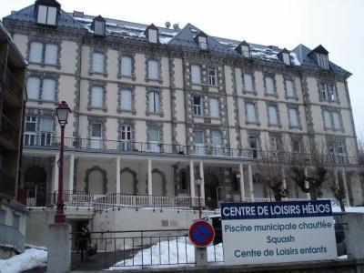 Vistas exteriores del alojamiento Alquiler Apartamento 3977 Bar�ges