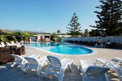 Piscina Alquiler Villa 40175 Cefal�