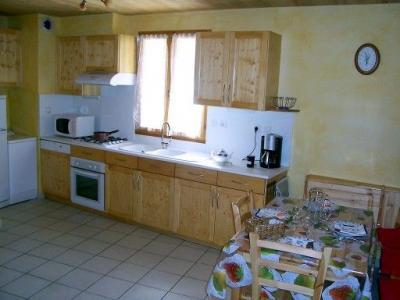 Cocina americana Alquiler Apartamento 40309 Serre Chevalier