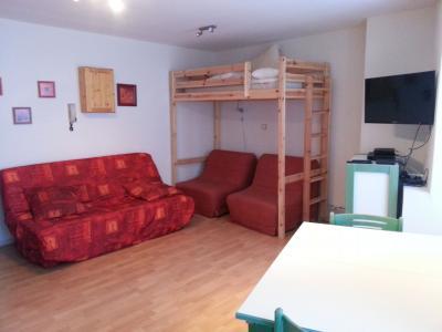 Sala de estar Alquiler Estudio 4072 Cauterets