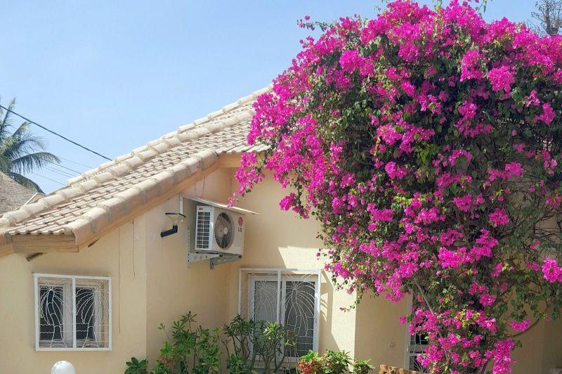 Vistas exteriores del alojamiento Alquiler Villa 40814 Saly