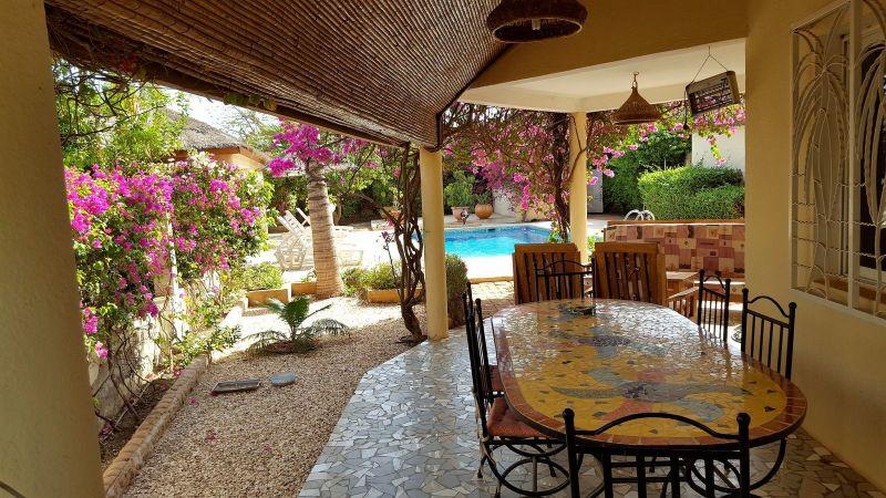 Vistas desde la terraza Alquiler Villa 40814 Saly