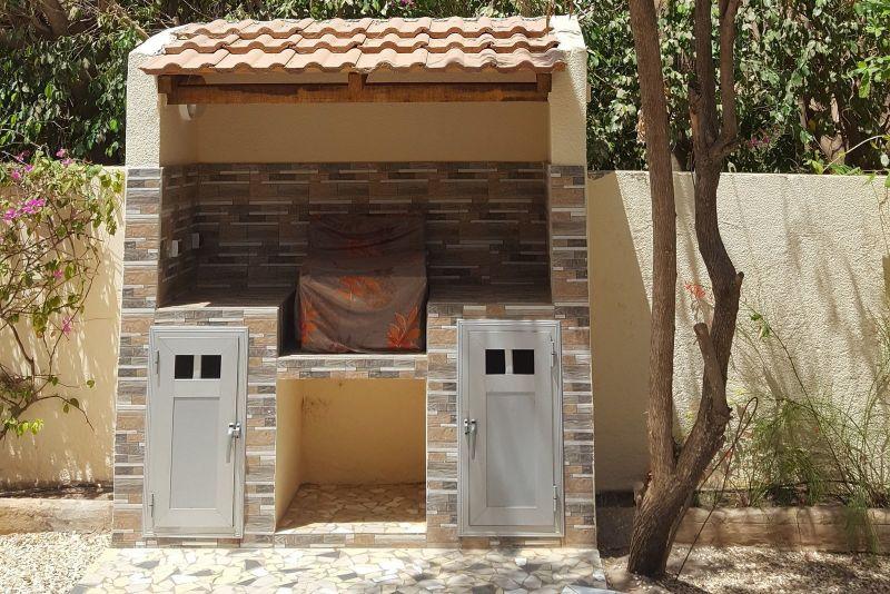 Cocina de verano Alquiler Villa 40814 Saly