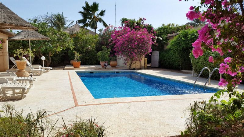 Jardín Alquiler Villa 40814 Saly