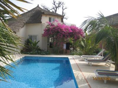 Piscina Alquiler Villa 40814 Saly
