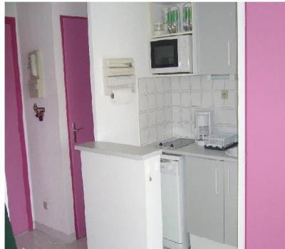 Kitchenette Alquiler Apartamento 40866 Cap d'Agde