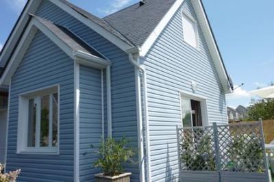 Vistas exteriores del alojamiento Alquiler Casa rural 40949 Hauteville-sur-Mer
