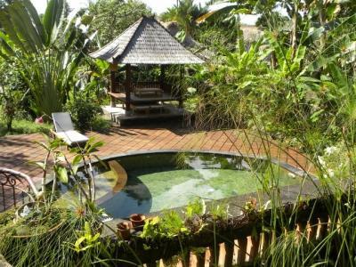 Vistas desde la terraza Alquiler Casa 41763 Ubud