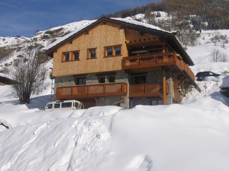 Vistas exteriores del alojamiento Alquiler Chalet 41939 Les Menuires