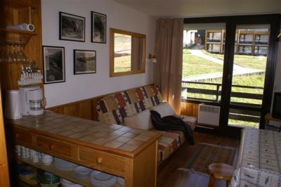 Sala de estar Alquiler Apartamento 42285 Les Menuires
