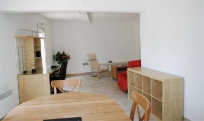 Sala de estar Alquiler Apartamento 42947 Montpellier