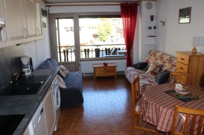 Sala de estar Alquiler Estudio 42969 Le Grand Bornand