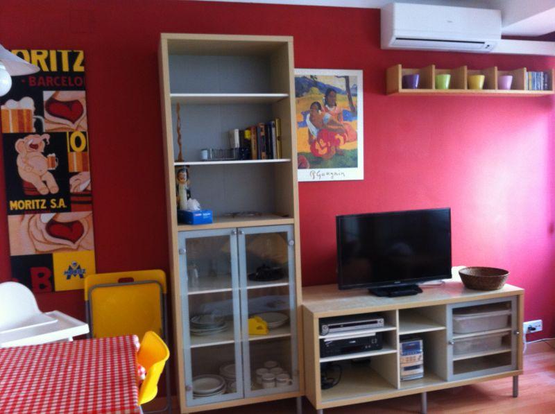 Sala de estar Alquiler Estudio 43383 Torredembarra