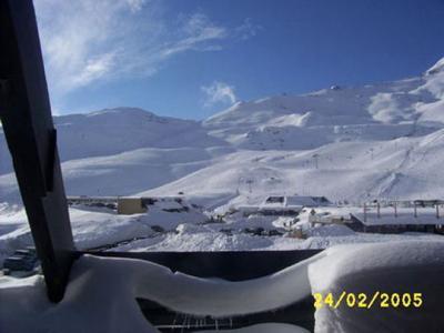 Vistas desde el alojamiento Alquiler Estudio 4377 Piau Engaly