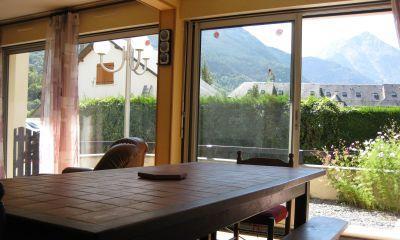 Sala de estar Alquiler Apartamento 4397 Saint Lary Soulan