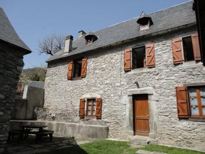 Vistas exteriores del alojamiento Alquiler Casa 4447 Saint Lary Soulan