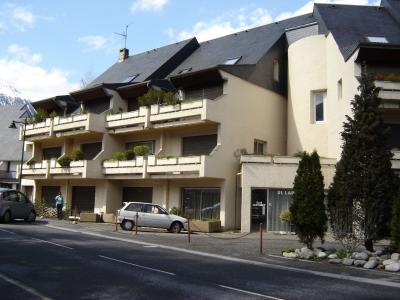 Vistas exteriores del alojamiento Alquiler Estudio 4468 Saint Lary Soulan