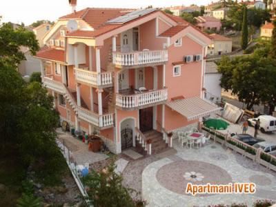 Vistas exteriores del alojamiento Alquiler Apartamento 44987 Malinska