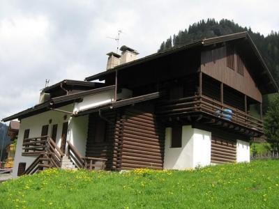 Vistas exteriores del alojamiento Alquiler Apartamento 45784 Canazei - Belvedere