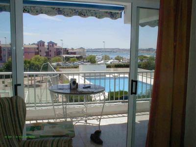 Terraza Alquiler Apartamento 46400 Torrevieja